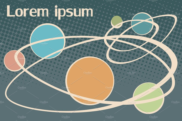 Scientific Background Lorem Ipsum