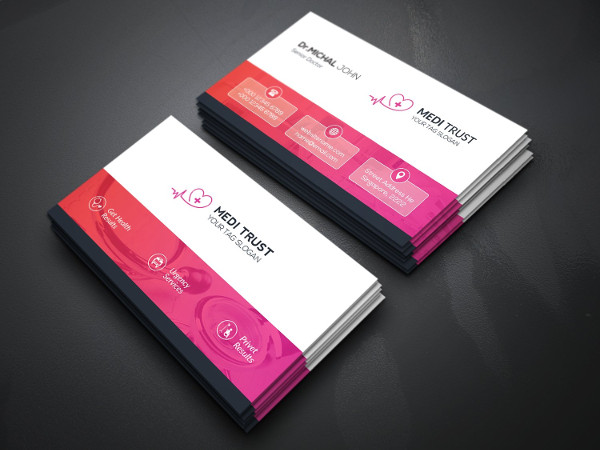 Simply Doctor Business Card