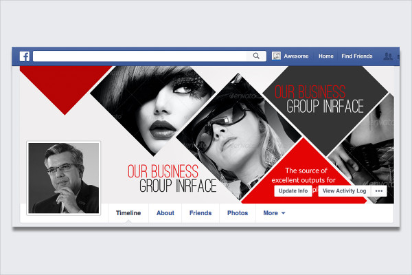 Stylish Facebook Timeline Cover