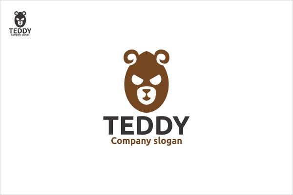 Teddy Logo Template