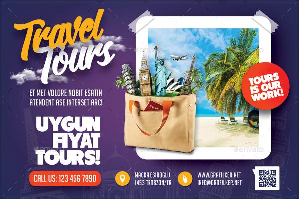 Best Travel Postcard Templates