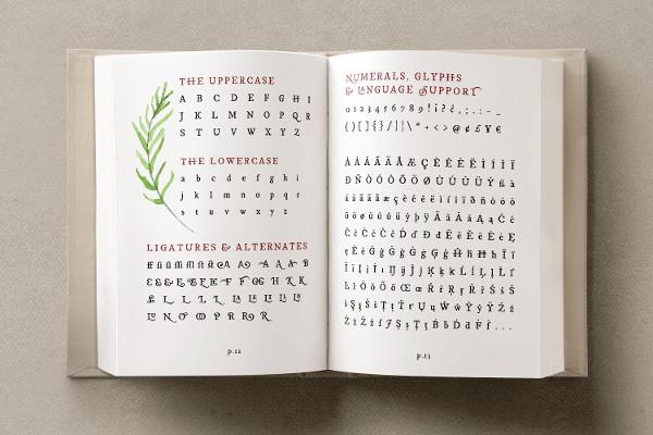 Trend Handmade Font