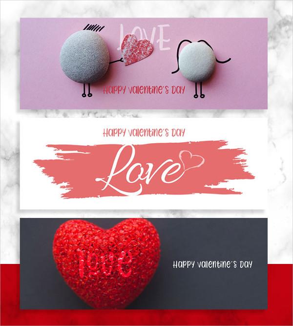 Valentine's Day Facebook Banner