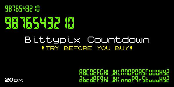 Varsity Number Font Free Download