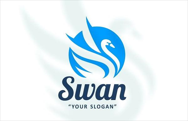 Best Swan Logo Design