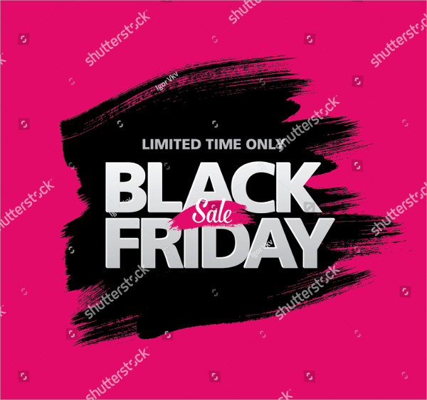 Popular Friday Sale Template Vector