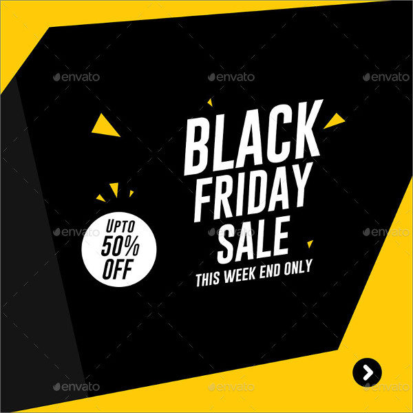 Awesome Quality Black Friday Banners