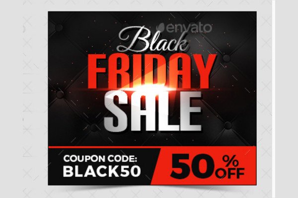 Black Friday Web Banners