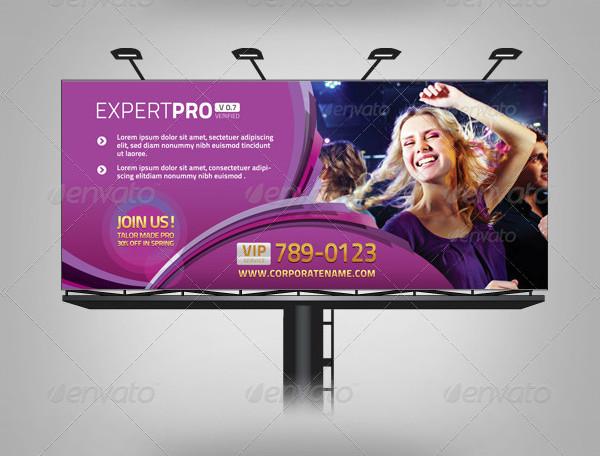 Branding Multipurpose Corporate Billboard
