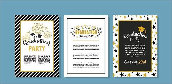 Unique College Invitations and Posters