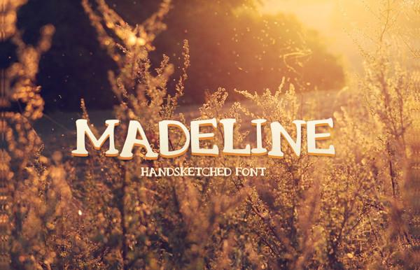 Cool Handsketched Font