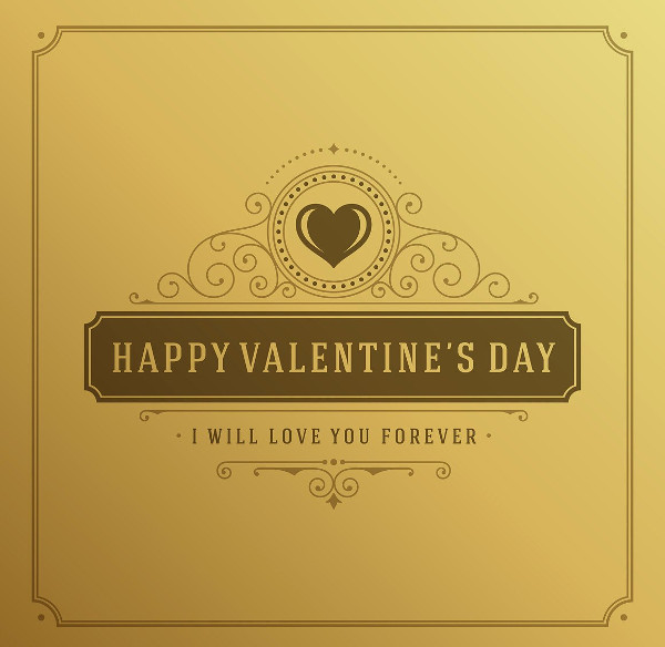 Cool Love Greeting Cards Design