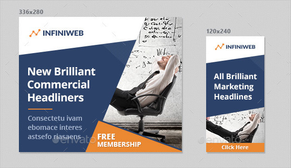 Corporate Technology Banners