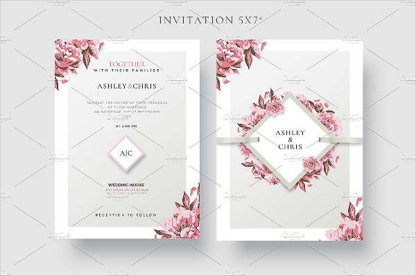 Custom Creative Invitations Template