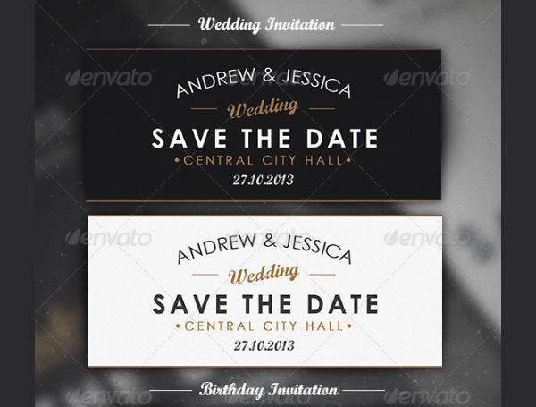 Elegant Invitation Mini Pack