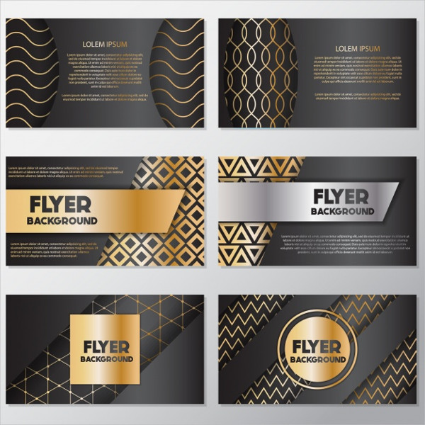 Luxury Flyer Design Free Download