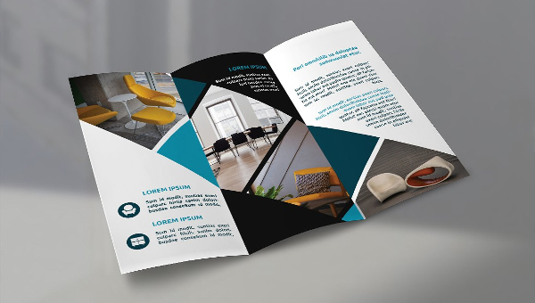 Furniture Brochure Templates