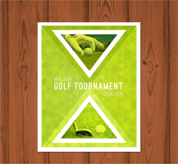 Golf Tournament Brochure Free Download