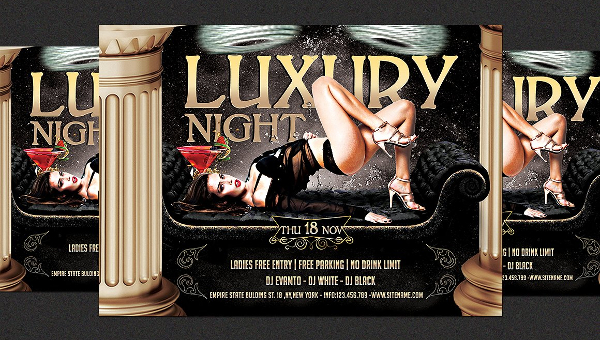 23+ Luxury Flyer Designs