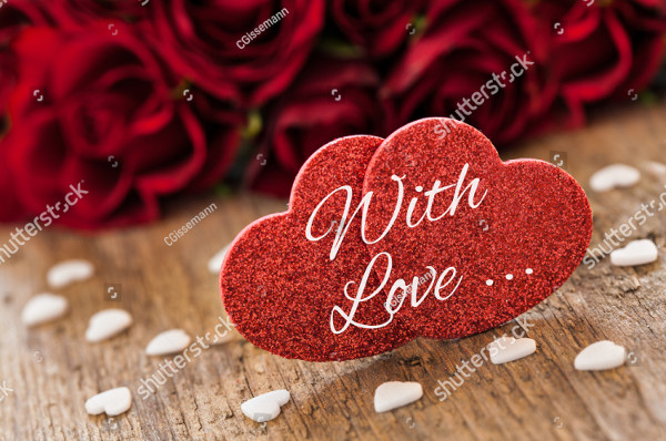 Modern Love Greeting Card for Boyfriend
