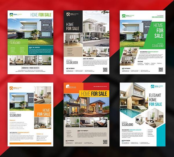 Premium Real Estate Flyers Bundle