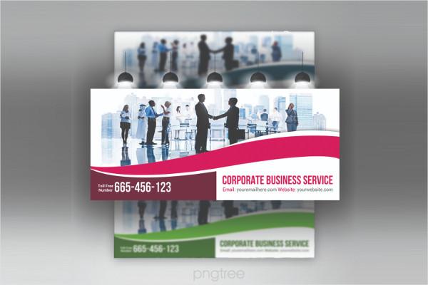 Printable Corporate Billboard Templates
