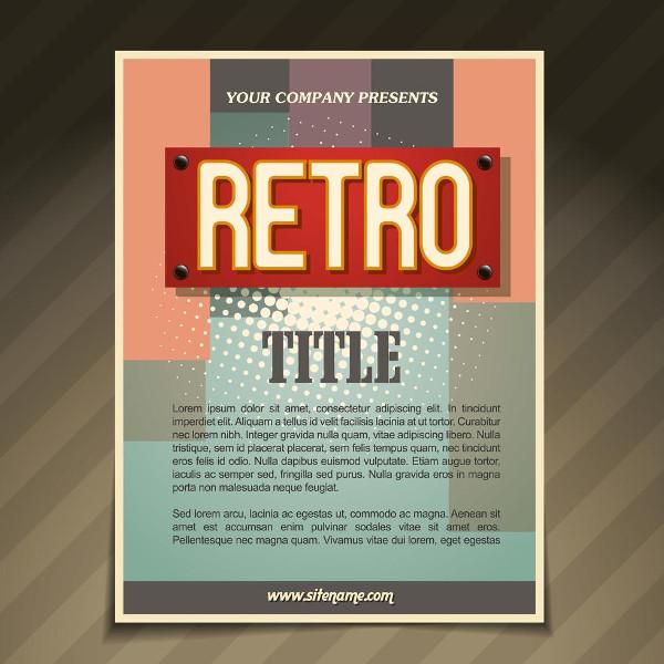 Promotional Flyer Design Free Download