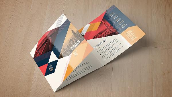 retro brochure design 25 free premium download