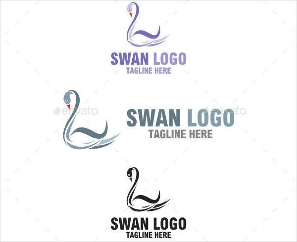 Swan Logo Company