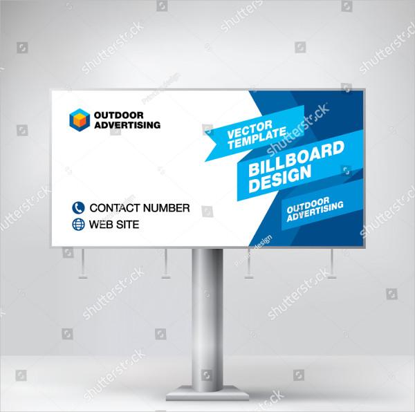 Unique Corporate Billboard Design