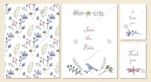 Wedding Greeting Cards & Save the Date Card