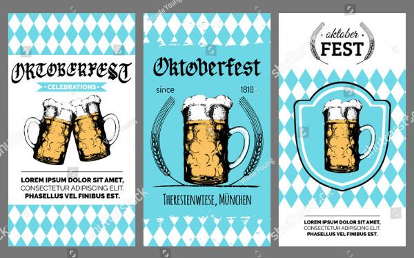 Famous Oktoberfest Poster Design