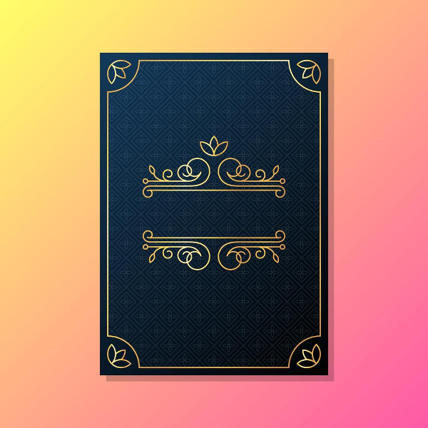 Free Greeting Card Wedding Invitation Template