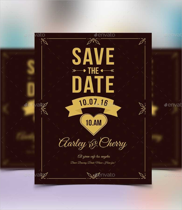 Best Royal Wedding Invitation Template