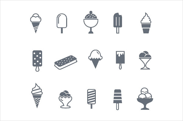 15 Best Ice Cream Icon Pack