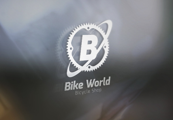 Bike World Logo Design