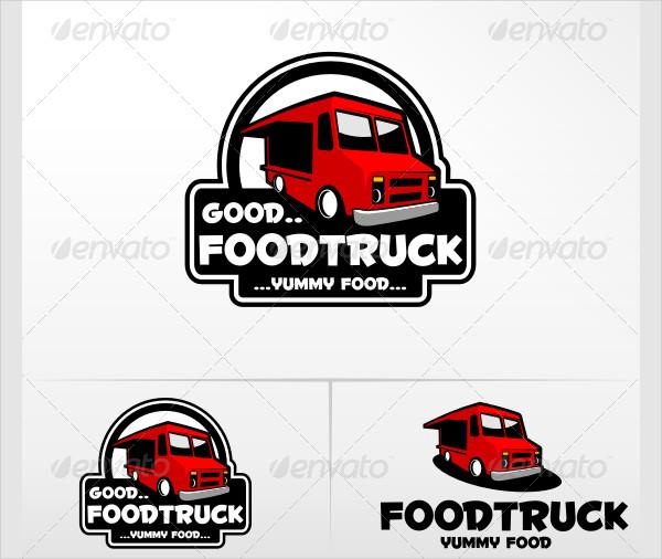 Classic Food Truck Logos