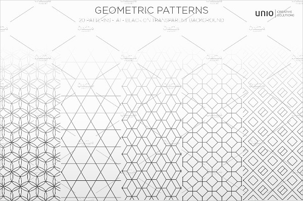 Collection of Geometric Patterns