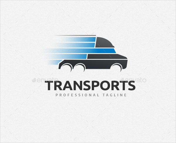 Cool Truck Logo Design