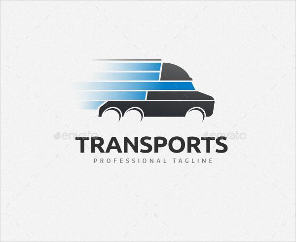Cool Transportation Logo Brand