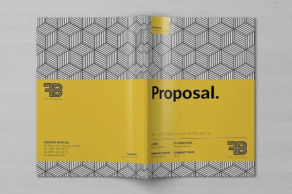Creative Information Brochure Design