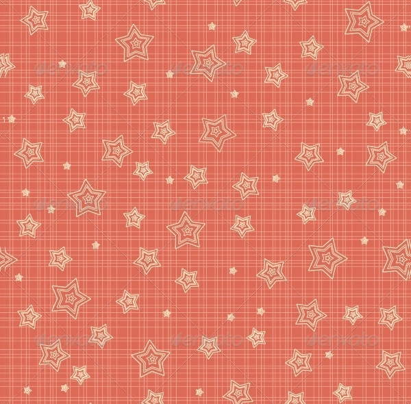 Editable Star Pattern