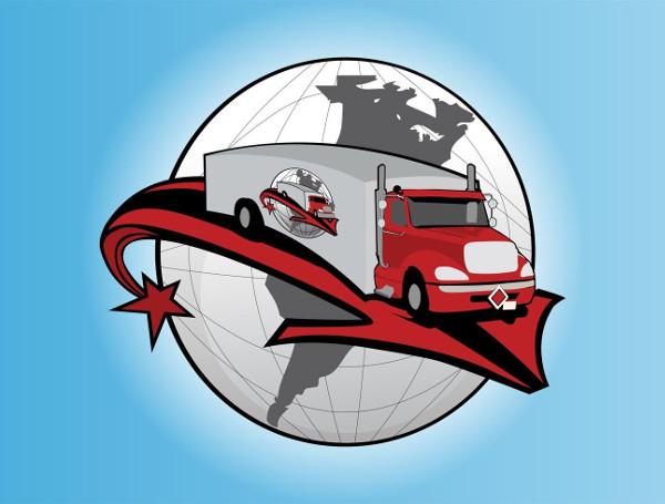 Free Truck Logo