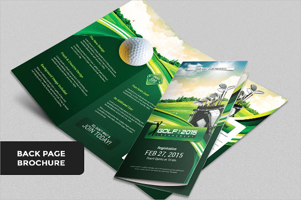 Golf Event Mega Template Bundle