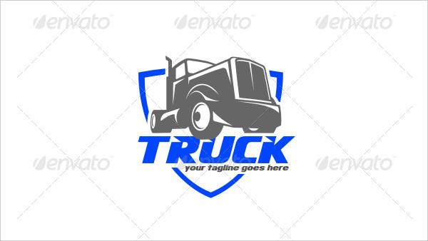 Popular Truck Logo Templates