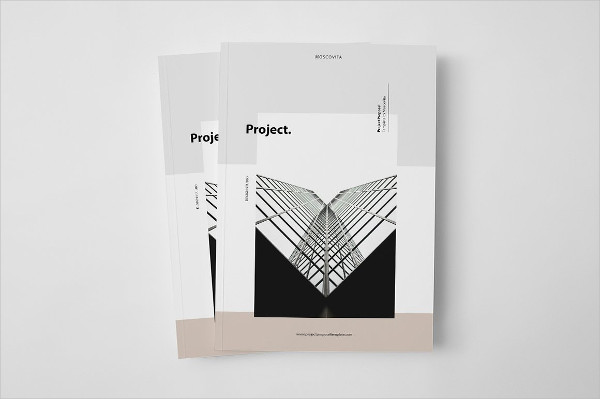 Project Information Brochure Template