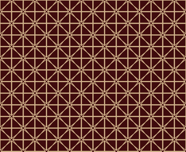 Square Stars Pattern Set
