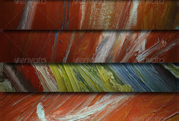 Abstract Colorful Textures