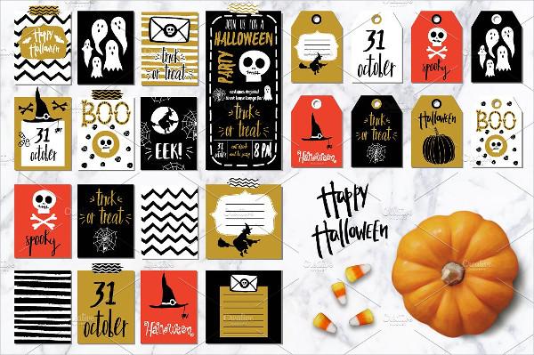 Big Halloween Design Bundle
