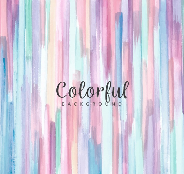 Colorful Abstract Background Free Download